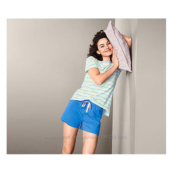 Шортики домашние пижамные Tchibo.