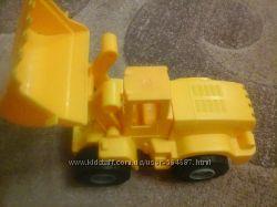 Машина-экскаватор WADER 23Х37Х21.