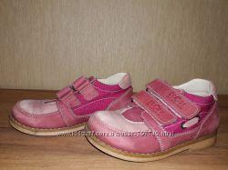 Ортопедические туфли Ecoby