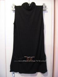 Чорна туніка, розмір 36-38