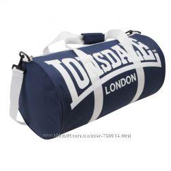 �����. Lonsdale Barrel Bag.