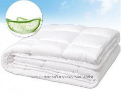 Гипоаллергенные одеяла Lotus бамбук, шерсть, пух, тенсел, холлофайбер