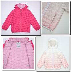 Куртка детская Marks & Spencer демисезонная для девочки M&S
