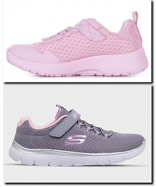 Кроссовки для девочки Skechers