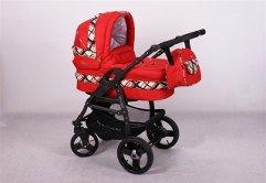 Универсальная детская коляска Anmar Hilux Анмар 2 в 1
