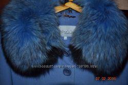 Шикарное пальто в пол