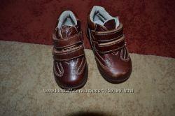Ботинки кожа 21 размер