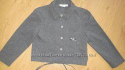 Школьный пиджак на девочку 7- 9 лет