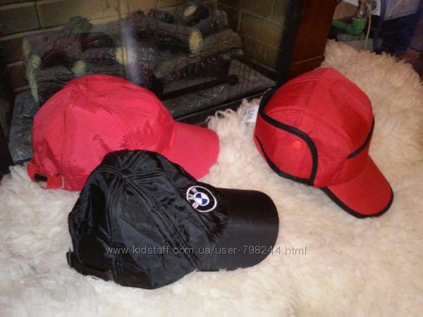 Новые утепленные кепки бейсболки разные цвета