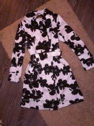 Шикарное пальто размер L 46-48