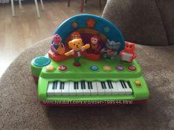 Музыкальное пианино для деток