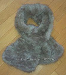 Оригинальный норковый шарф