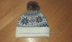 Классные шапка и шарф H&M, 134-152см, 8-12лет
