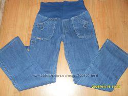 джинсы беременным в размере М