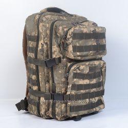 Камуфляжный рюкзак пиксель на 45 литров