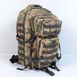 Камуфляжный рюкзак на 45 литров
