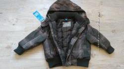 Зимняя фирменная куртка пуховик DOPO DOPO BOYS, р. 104
