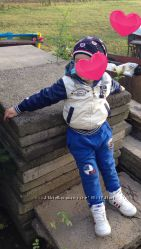 Фирменная одежда моего сына 3-4 года