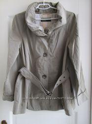 Тонкая куртка-ветровка