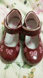 Туфельки для принцессы, туфли лаковые