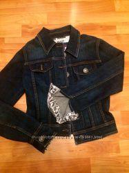 Новая брендовая джинсовая куртка les copains
