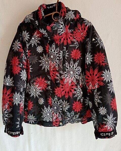 Демисезонная куртка. р.128. т. м. icepeak.
