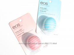 Яркие и стильные бальзамы для губ EOS
