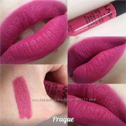 Стойкая матовая помада NYX Soft Matte Lip Cream