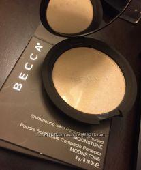 Пудра-хайлайтер Becca Shimmering Skin Perfector Pressed MOONSTONE и OPAL