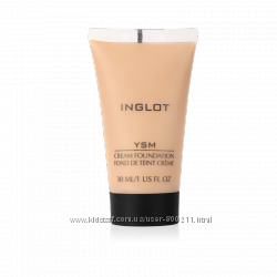 Матирующий тональный крем-база YSM Cream Foundation Inglot 49