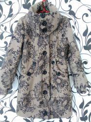 Кашемировое пальто 44р.
