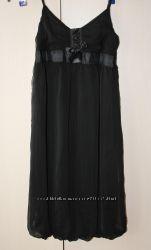 Нежное шифоновое платье