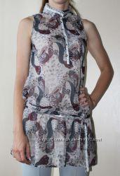 Шифоновая туника или платье