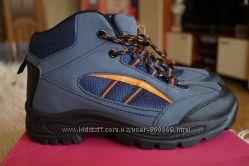 Ботинки демисезонные синие для мальчика новые р. 35, 36, 37, 38, 39, 40, 41