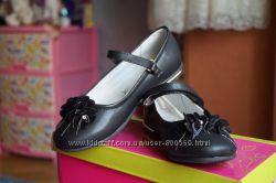 Туфли ортопедические для девочки новые чёрные размер 32, 33, 34, 35, 36