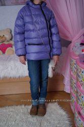 Куртка, новая, демисезонная для девочки, р. 119, 122, 128, 134, 152, 158