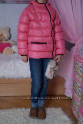 Куртка, новая, демисезонная для девочки, р. 119, 122, 128, 134, 140, 152, 1