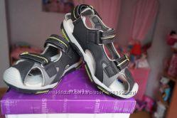 Босоножки, сандалии для мальчика, темно-серые, новые, 30, 31, 32, 33 размер