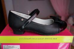 Туфли для девочки новые чёрные размеры 31, 32, 33, 34, 35