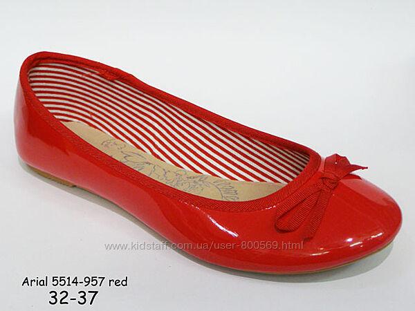 Балетки, туфли для девочки новые р. 33,36,37