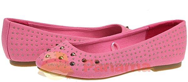 Балетки, туфли для девочки новые р. 36,37