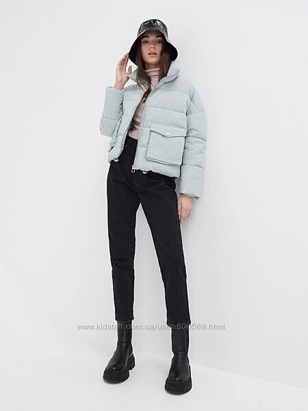 Куртка, женская, новая, демисезонная, Sinsay, Польша р. L, XL, 46,48,50