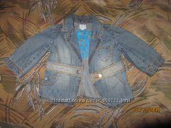 джинсовый пиджачок MEXX
