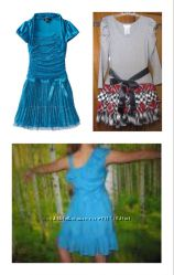 Наши любимые платья AMY BYER  состояние новых