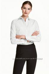 Рубашки женские H&M в деловом стиле