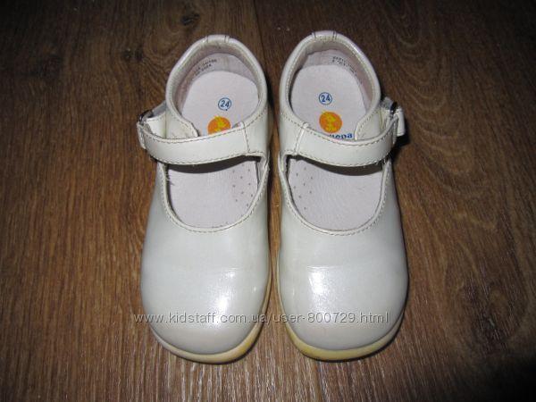Продам чудесные лаковые туфельки  ANTILOPA