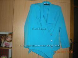 Женский костюм юбка пиджак