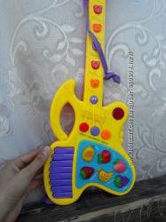 Музикальная гитара