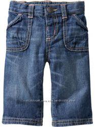Джинсы, штаны OldNavy для малышек
