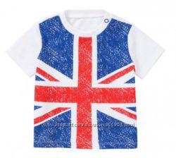 Футболка F&F с британским флагом